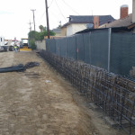 Barrier Rail for SW 6 Reinforcement