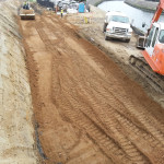 Excavation and Backfill RW 512