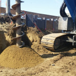 I Beam Pile for Shoring