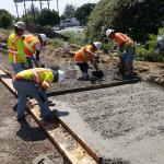 Lean Concrete Pour SB OnRamp (2)
