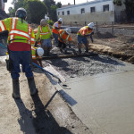 Lean Concrete Pour SB OnRamp (3)