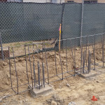 Pile Cage Installation