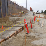 SW 5 and 496 Formwork & Footing